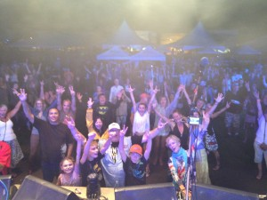 Las Vegas Tribute Band Totally Tom Petty Hosts the Women of Rock headlines Ribfest, Kamloops BC Canada
